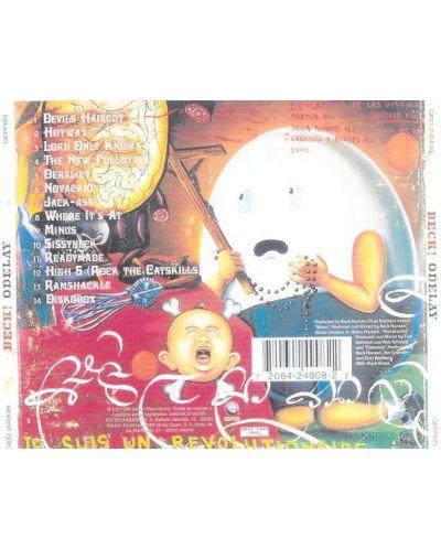 Beck - Odelay (CD) - 2