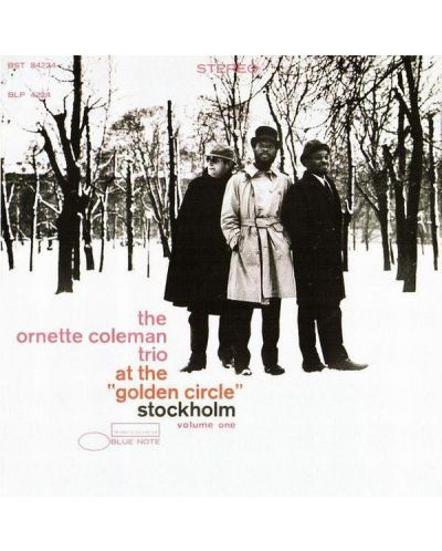 The Ornette Coleman Trio - At The Golden Circle Stockholm Volume 1 (CD) - 1