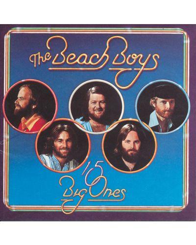 The BEACH BOYS - 15 Big Ones/Love You - (CD) - 1