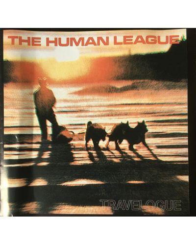 The Human League - Travelogue (CD) - 1