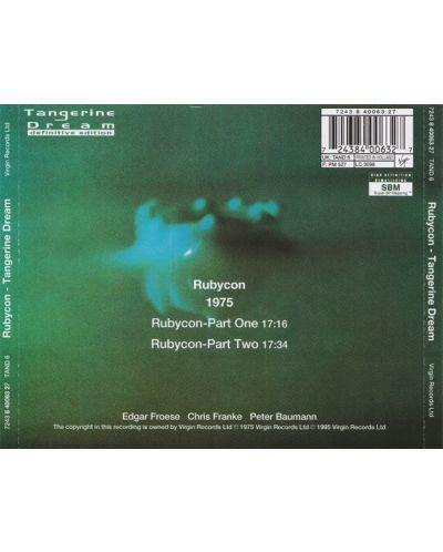 Tangerine Dream - Rubycon - (CD) - 2