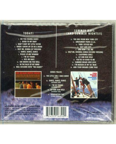The BEACH BOYS - the Beach BOYS Today!/Summer Days (And Summer Nights!!) - (CD) - 2