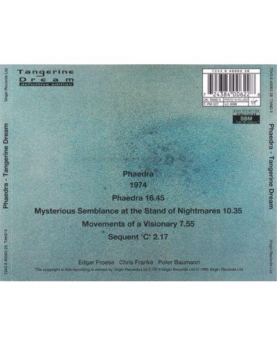 Tangerine Dream - Phaedra - (CD) - 2