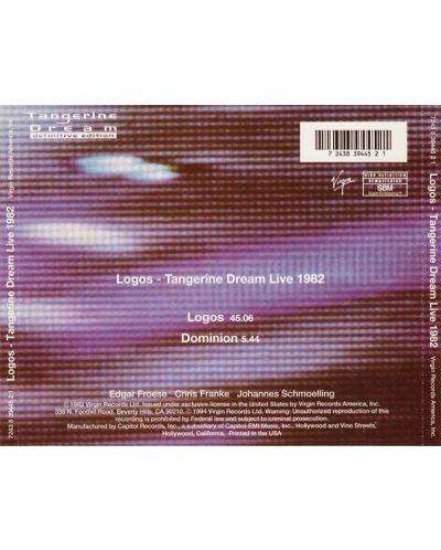 Tangerine Dream - Logos - (CD) - 2