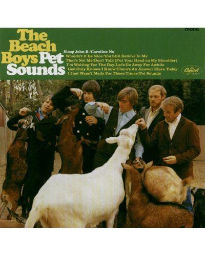 The BEACH BOYS - Pet Sounds - (CD) - 1