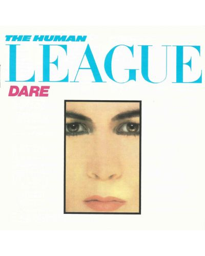 The Human League - DARE! (CD) - 1