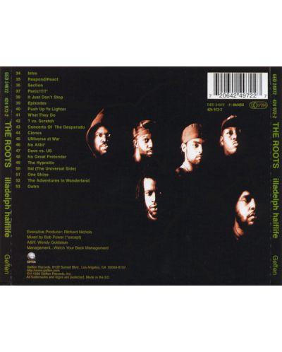 The Roots - Illadelph Halflife (CD) - 2
