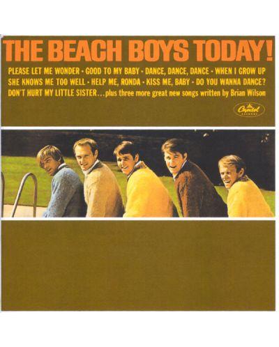 The BEACH BOYS - the Beach BOYS Today!/Summer Days (And Summer Nights!!) - (CD) - 1