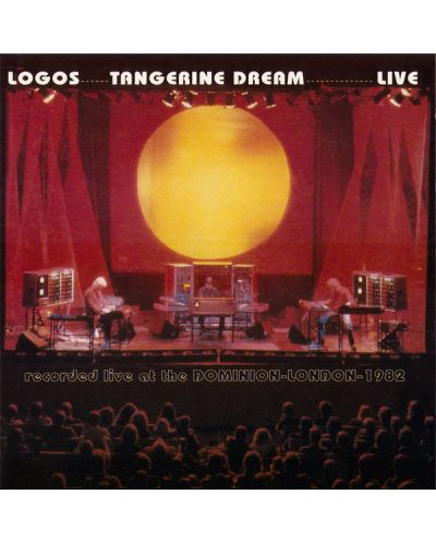 Tangerine Dream - Logos - (CD) - 1