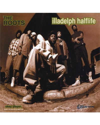 The Roots - Illadelph Halflife (CD) - 1