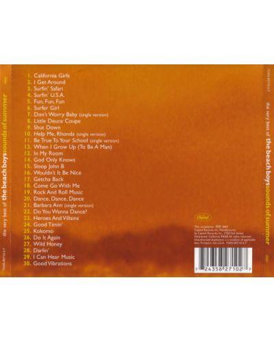 The BEACH BOYS - the Very Best of The Beach Boys: Sounds Of Summer - (CD) - 2
