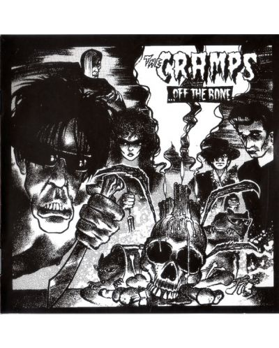 The Cramps - Off the Bone - (CD) - 1