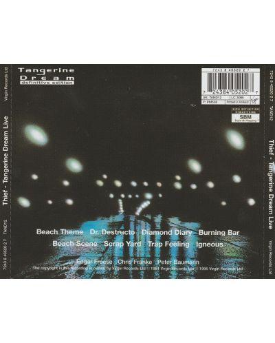 Tangerine Dream - Thief - (CD) - 2