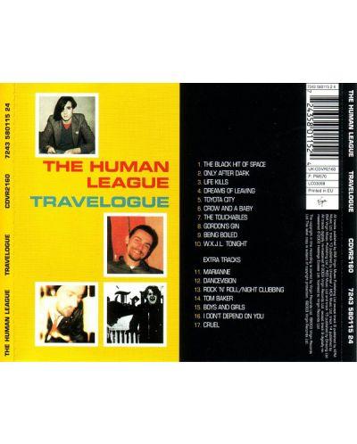 The Human League - Travelogue (CD) - 2