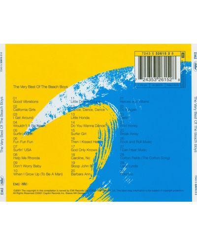 The BEACH BOYS - the Very Best of The Beach Boys - (CD) - 2