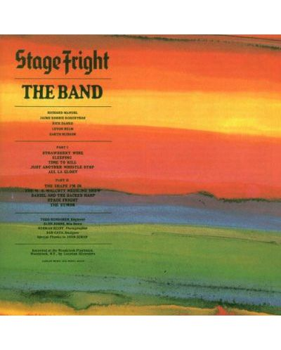 The Band - Stage Fright - (CD) - 1