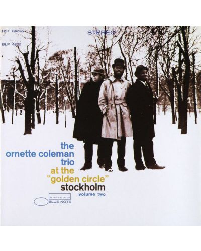 The Ornette Coleman Trio - At The Golden Circle Stockholm Volume 2 (CD) - 1