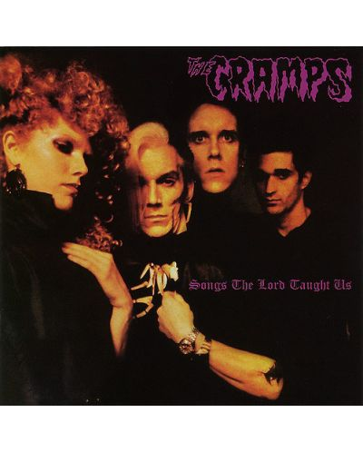 The Cramps - SONGS the Lord Taught Us - (CD) - 1