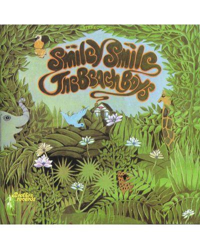 The BEACH BOYS - Smiley Smile/Wild Honey - (CD) - 1
