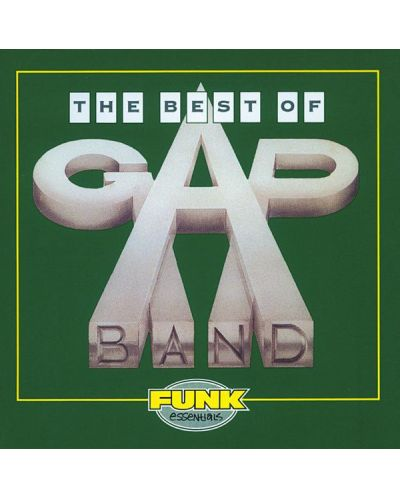 The Gap Band - the Best of The Gap Band - (CD) - 1