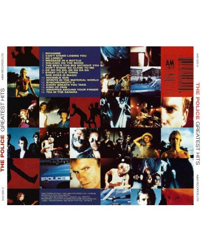 The Police - Greatest Hits (CD) - 2