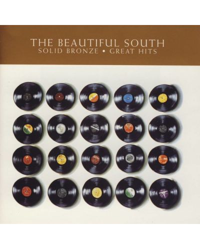 The Beautiful South - Solid Bronze - Great Hits - (CD) - 1
