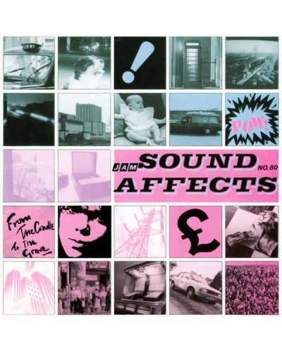 The Jam - Sound Affects (CD) - 1