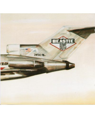The Beastie BOYS - Licensed To Ill - (CD) - 1