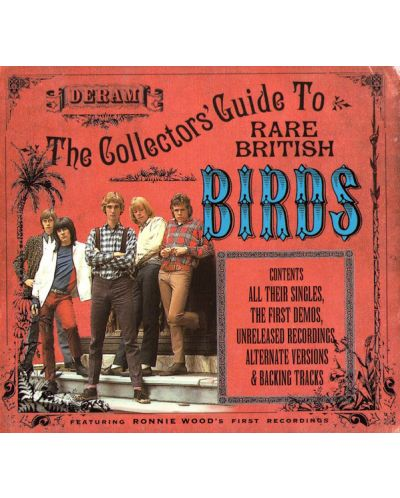 The Birds - The Collectors' Guide To Rare British Birds - (CD) - 1