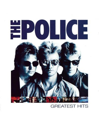 The Police - Greatest Hits (CD) - 1