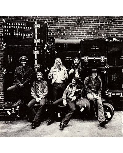 The Allman Brothers Band - the Allman Brothers Band At Fillmore East - (CD) - 1