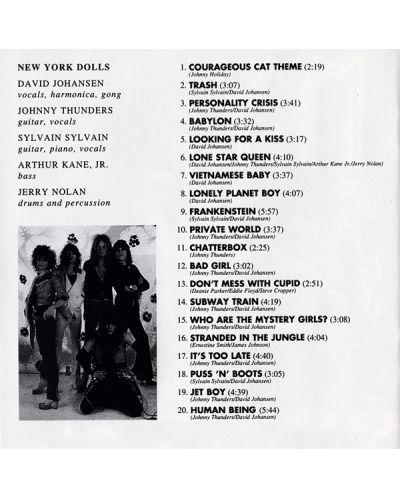 The New York Dolls - Rock 'N Roll (CD) - 2