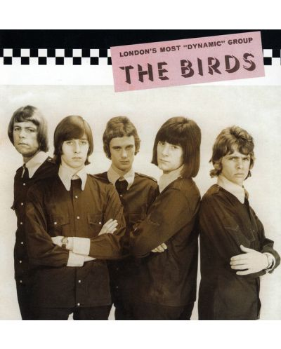 The Birds - The Collectors' Guide To Rare British Birds - (CD) - 2