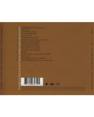 The Beautiful South - Solid Bronze - Great Hits - (CD) - 2