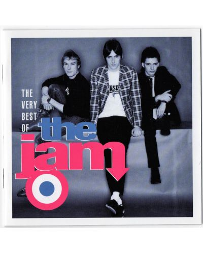 The Jam - The Very Best Of The Jam (CD) - 1