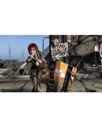 Borderlands GOTY (PC) - 10