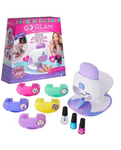 Set de frumuzete pentru copii Cool Maker - Studio de manichiura Go Glam - 1