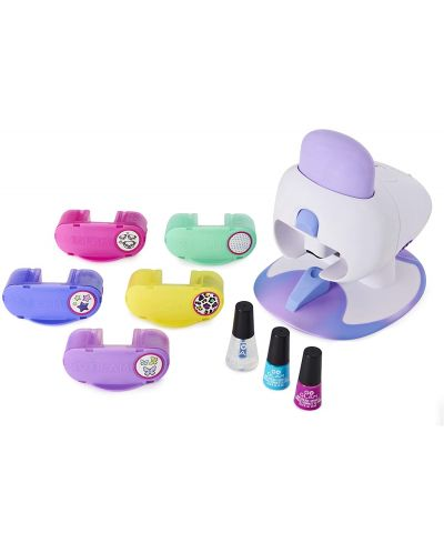 Set de frumuzete pentru copii Cool Maker - Studio de manichiura Go Glam - 5