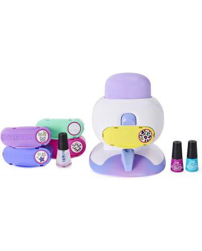 Set de frumuzete pentru copii Cool Maker - Studio de manichiura Go Glam - 4