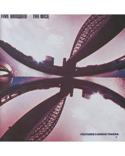 The Nice - Five Bridges (CD) - 1