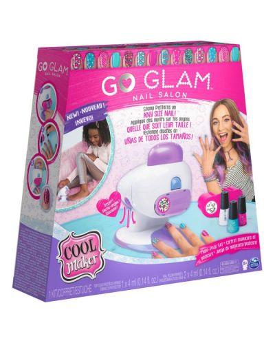 Set de frumuzete pentru copii Cool Maker - Studio de manichiura Go Glam - 3