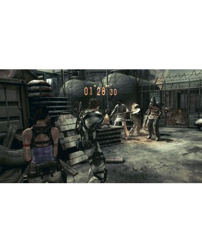 Resident Evil 5 Gold: Move Edition - Essentials (PS3) - 11
