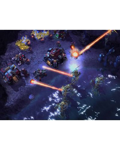 StarCraft II: Wings of Liberty (PC) - 3
