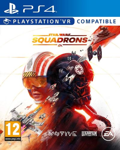 Star Wars: Squadrons (PS4) - 1