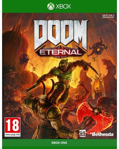 Doom Eternal (Xbox One) - 1