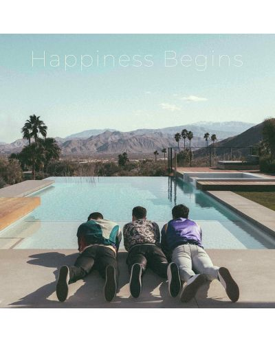 Jonas Brothers - Happiness Begins (CD Box) - 2