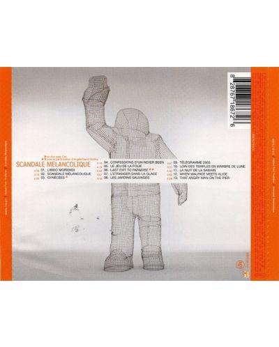Hubert-Felix Thiefaine - Scandale Melancolique - (CD) - 2