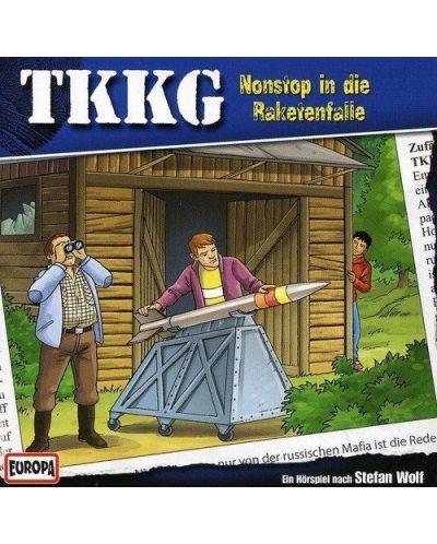 TKKG - 146/Nonstop in Die Raketenfalle - (CD) - 1
