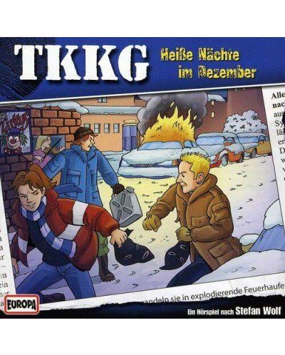 TKKG - 150/Hei?e Nachte Im Dezember - (CD) - 1