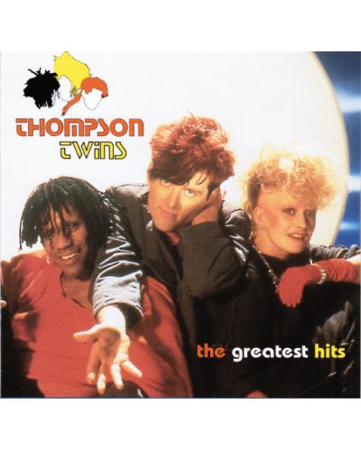 Thompson Twins - The Greatest Hits - (CD) - 1